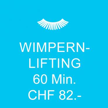 NEU! WIMPERNLIFTING