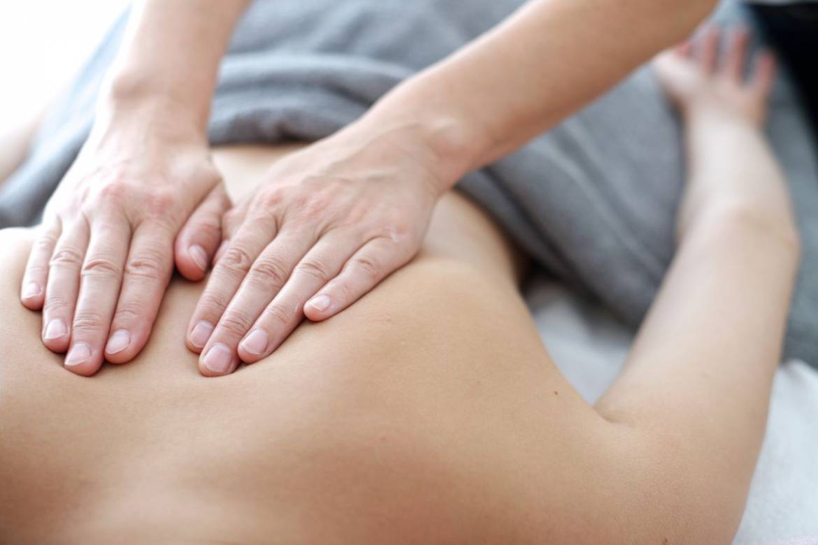 BREUSS MASSAGE von Wellness Therapie